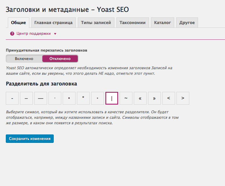 wordpress seo +by yoast,